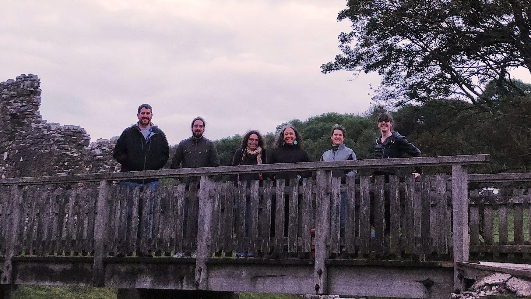 TGRAISN project team photo 2019